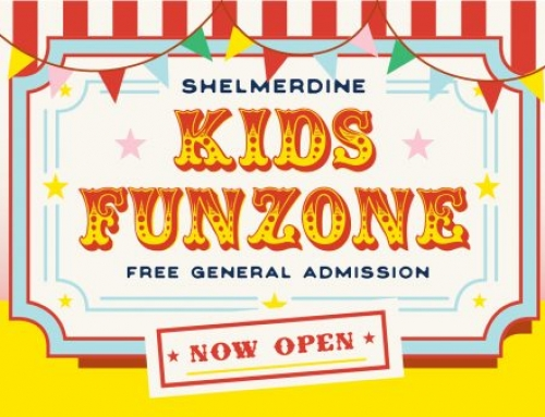 Kids Funzone at Shelmerdine