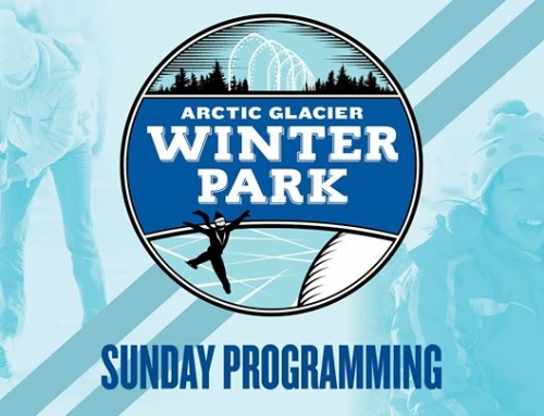 Arctic Glacier Winter Park Sunday Programming