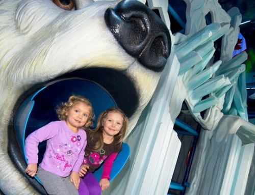 Free Zoo Admission for Kids (11 & Under) During Winter Break