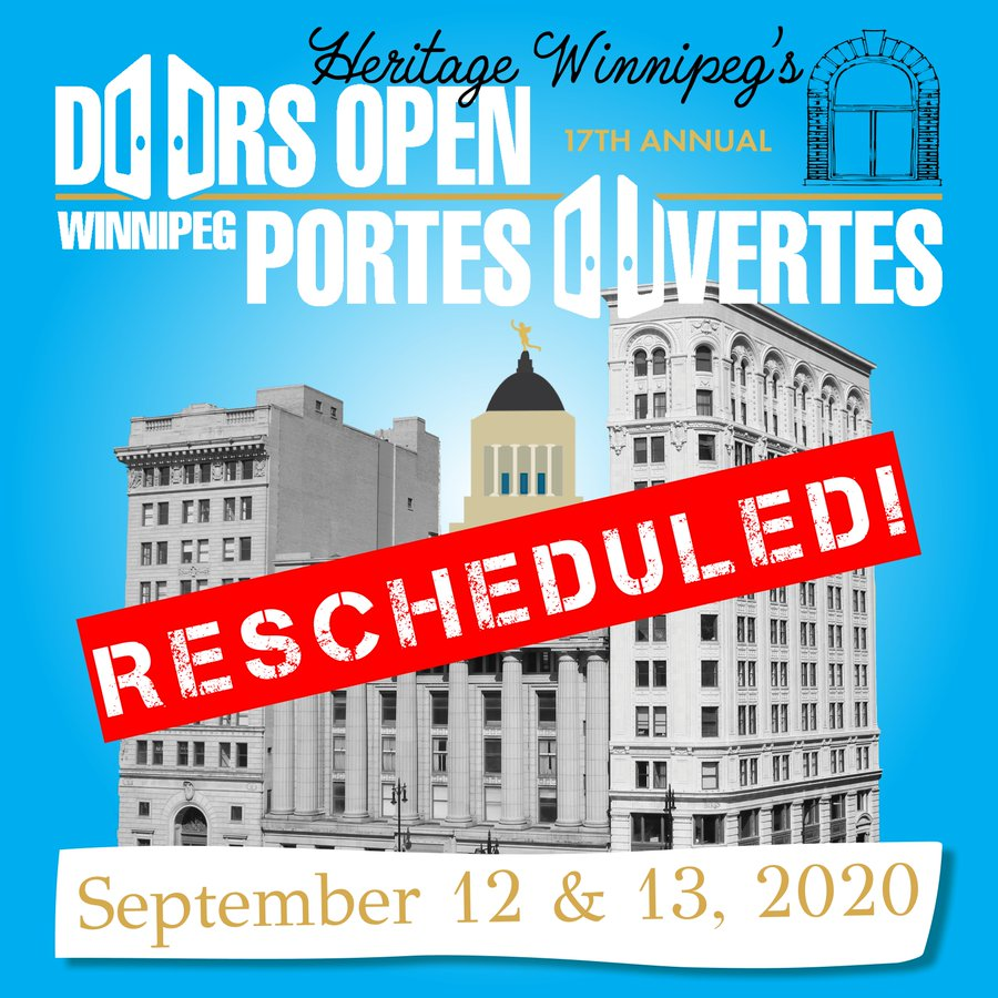 Doors Open Winnipeg | September 12-13