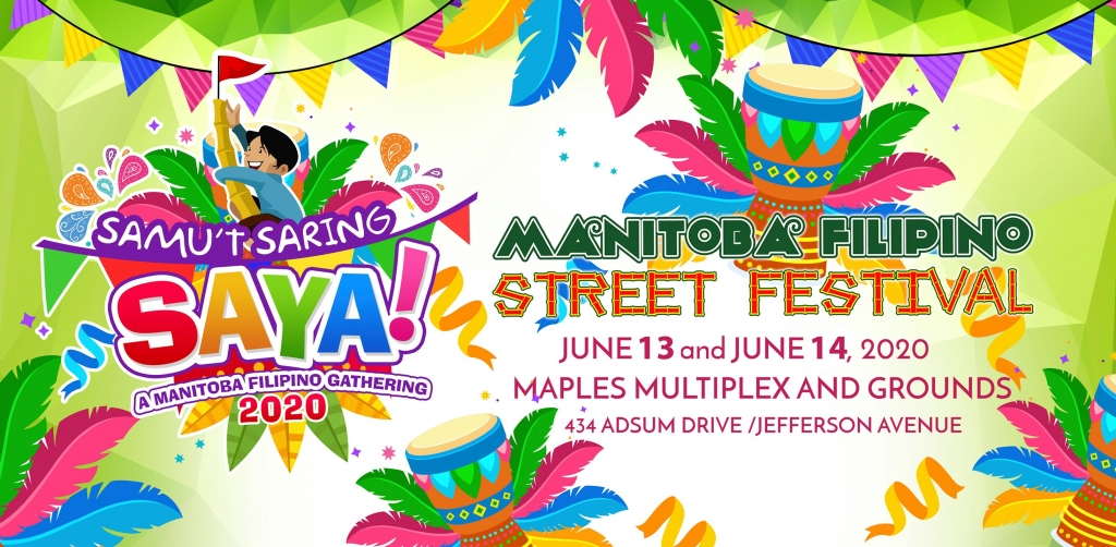 CANCELLED Manitoba Filipino Street Festival | June 13 – 14