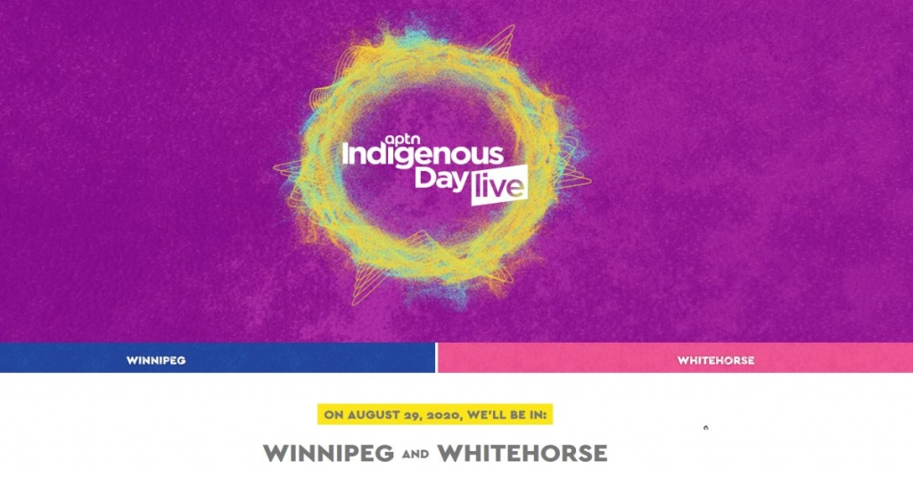 Indigenous Day Live 2020