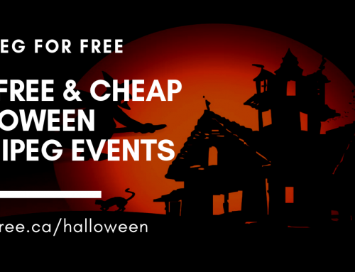 Free & Cheap Halloween Events in Winnipeg