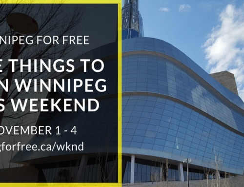Free Things to Do in Winnipeg This Weekend November 1 – 4