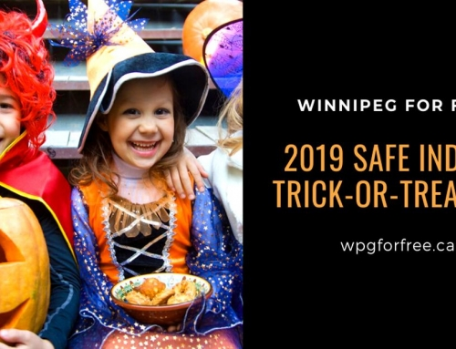2019 Safe Indoor Trick-Or-Treating