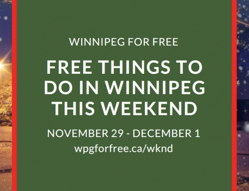 Free Things to Do in Winnipeg This Weekend November 29 – December 1