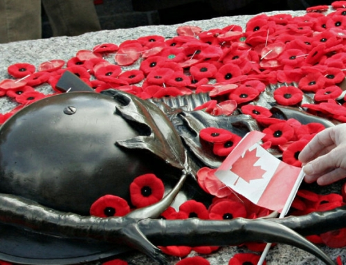 2019 Winnipeg Remembrance Day Ceremonies