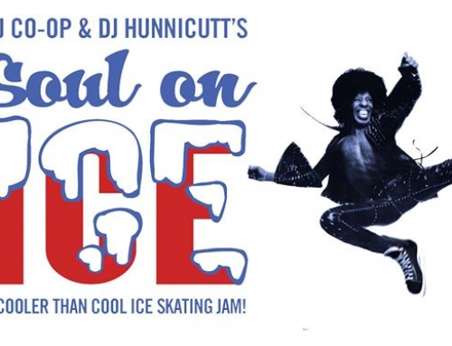 Soul on Ice! Ice Skating Jam every Sunday at The Forks!