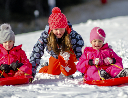 A List of Toboggan Hills Now Open In City of Winnipeg Owned Parks