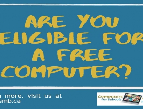 Do You Know Someone Who Could Benefit From A Free Or Low-Cost Computer?