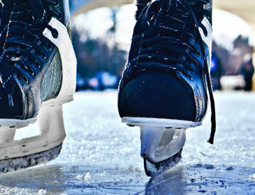 Select Indoor Arenas Are Open At 25% Capacity For Public Skating