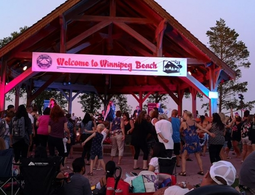 Winnipeg Beach 2020 Bandstand and Event Listings