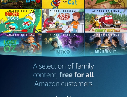 Amazon Frees Up Access to a Batch of Kids Shows