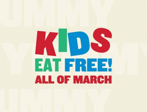 Kids Eat Free at Boston Pizza All of March 2020