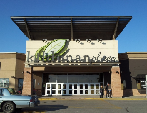 Kildonan Place is Closed Except for Essential Services