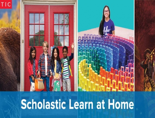 Scholastic Free Virtual Learning Resource Center