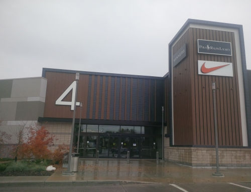 Outlet Collection Winnipeg Closed for Two Weeks