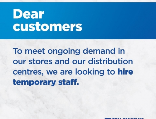 Real Canadian Superstore Hiring Temporary Workers