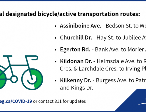 Extended Sunday Bike Routes Until July 6