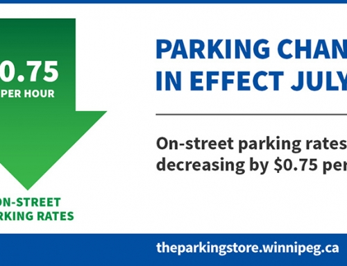 On-Street Parking Rates To Decrease By $0.75 Beginning July 1