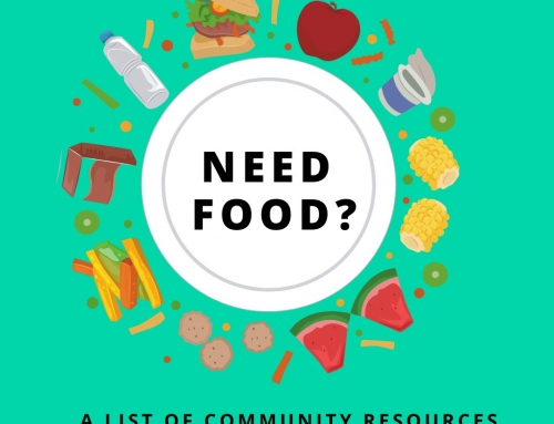 A List of Community Resources for Emergency Food Support