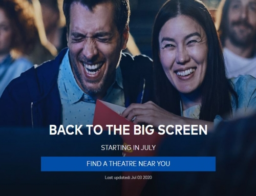 Cineplex Locations in Winnipeg Reopening with $5 Movies