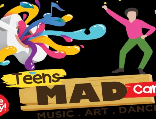 Mood Disorders Association of Manitoba's Youth M.A.D Camp
