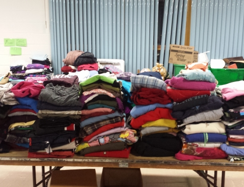 COVID-Free Clothing Fair 2 | Fall and Winter Clothes for Free!