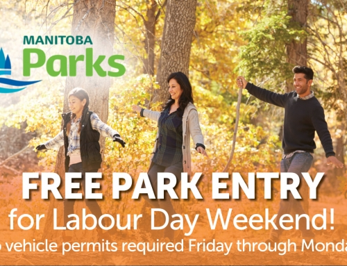 Free Entry into Manitoba Parks September 4-7