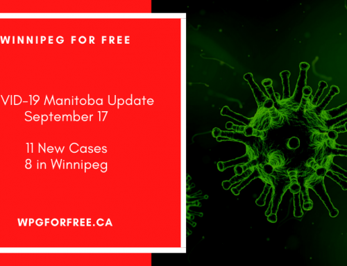 Manitoba COVID-19 Update September 17