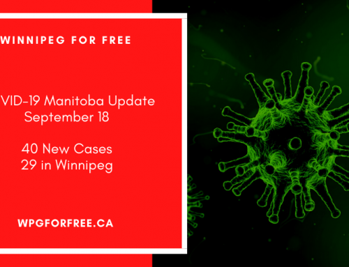 Manitoba COVID-19 Update September 18