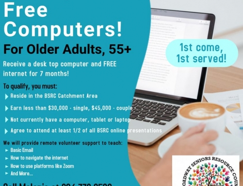 Free Computers For Older Adults, 55+