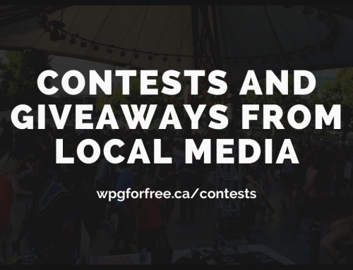Contests & Giveaways from Local Media