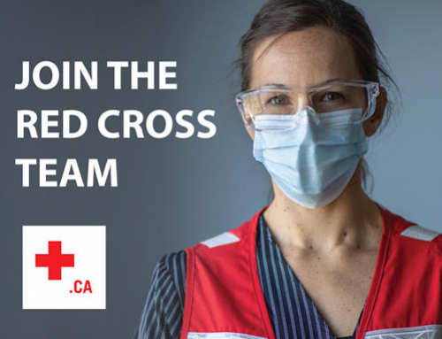 Join the Red Cross Team