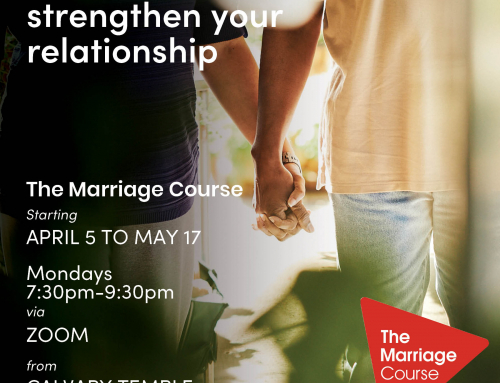 Free 7 Week Marriage Course