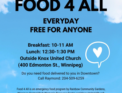 Food 4 All | Free Food for Anyone Everyday