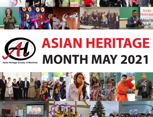 May is Asian Heritage Month!