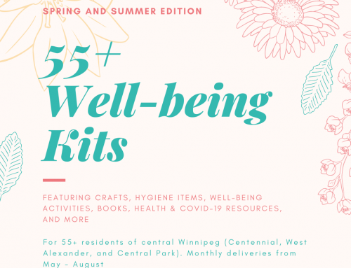 Free Well-being Kits For 55+