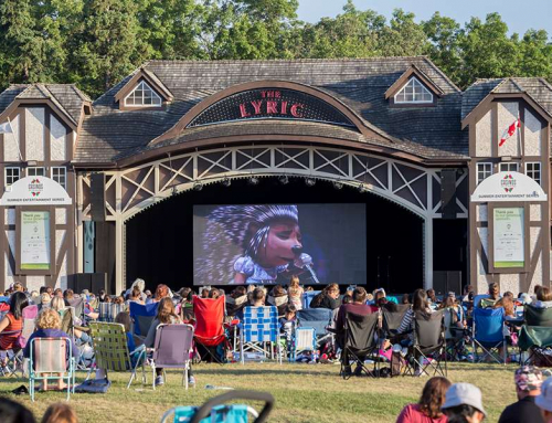 Movies At Assiniboine Park Is Back