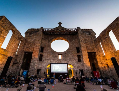 Free Movies Under The Stars @ St. Boniface Cathedral