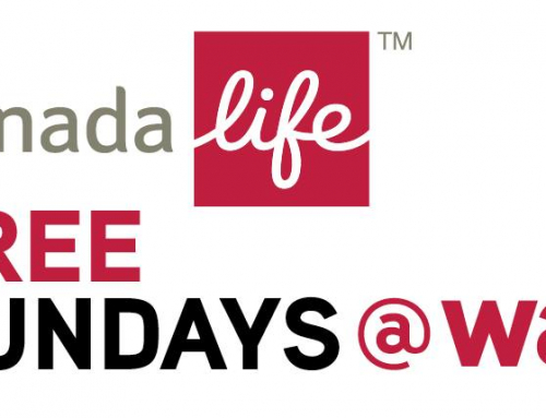 Next Canada Life Free Day @ WAG | September 12