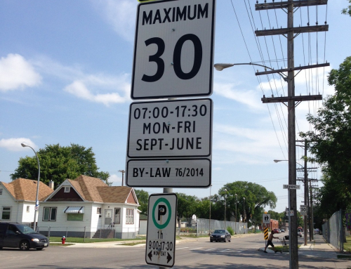 Reduced Speed Limits in School Zones Take Effect on September 1