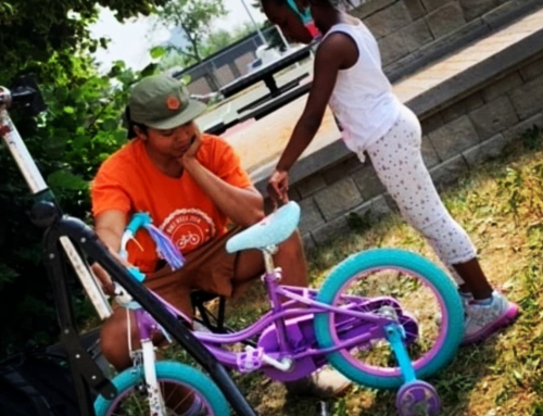 Kids Bikes Available For Free @ The Wrench