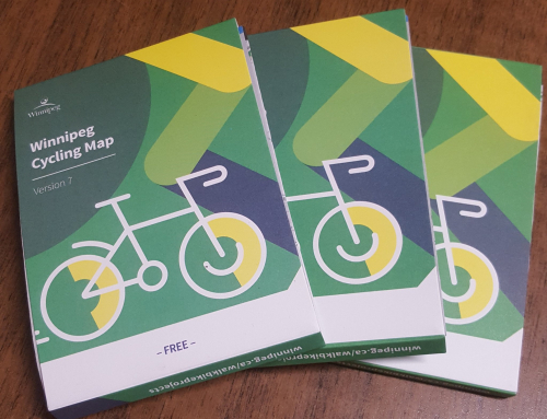 New Winnipeg Cycling Map Now Available