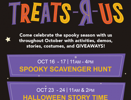"""Halloween Events @ Toys """"R"""" Us"""