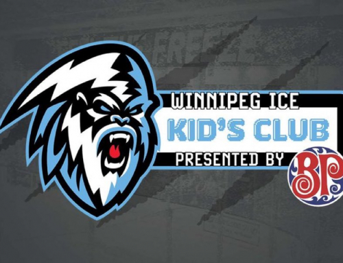 Free Tickets for Kids and Meal with Winnipeg Ice Kids Club